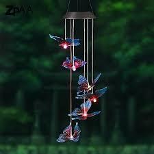 moonrays solar lights hummingbird solar lights outdoor led solar lamp hummingbirds dragonfly wind home garden decor moonrays solar lights garden