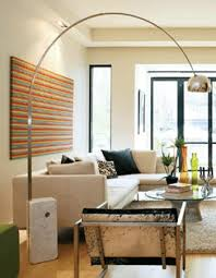 arco lighting. contemporary living room decorating ideas arc torchiere arco lighting