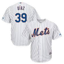 Men's York Mets New Base White Cano Home Jersey Cool Majestic royal Robinson Player|Professional Football Hall Of Fame Official Site