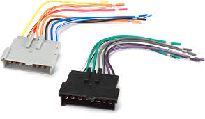 metra receiver wire harness connect a new car stereo in metra 70 1770 receiver wire harness connect a new car stereo in select 1986 2006 ford and other vehicles at com