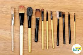 here are three easy cleaning methods that employ and readily available ings to help you clean makeup brushes like a pro