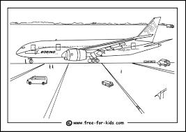 Avion 135 Transport Coloriages Imprimer