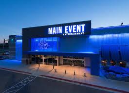 Where Is Main Event Under Fontanacountryinn Com