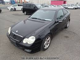 The site owner hides the web page description. Used 2005 Mercedes Benz C Class C180 Kompressor Sports Coupe Dba 203746 For Sale Bh335879 Be Forward