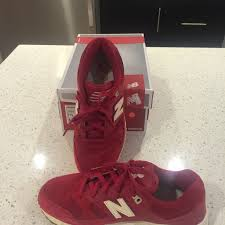 new balance shoes red. new balance shoes - red 530 encap
