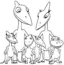 Bone Coloring Page Dinosaur Bone Coloring Pages Intended For Little