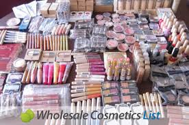 whole cosmetics list suppliers