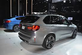 BMW Convertible bmw suv colors : BMW X5 M and X6 M Show Up in LA with New Colors [Live Photos ...