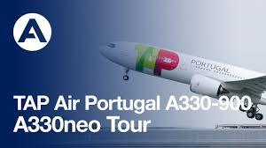 Tap Air Portugal A330 900 Tour