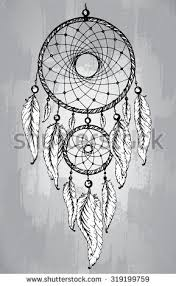 Pictures Of Dream Catchers To Draw Drawn dreamcatcher art Pencil and in color drawn dreamcatcher art 57