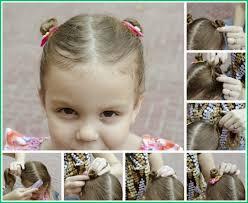 Coiffure Cheveux Courts Et Fins Pour Enfants Fille Facile