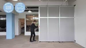 versare operable wall sliding room divider