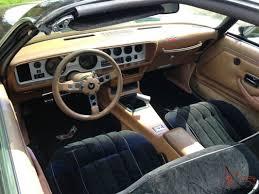 Top Pontiac firebird Trans Am V8 4 speed manual