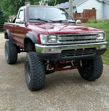 All Toyota Models » 1991 toyota pickup lift kit 1991 Toyota Pickup ...