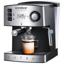 <b>Кофеварка Endever Costa-1060</b> рожкового типа - «Делает кофе ...