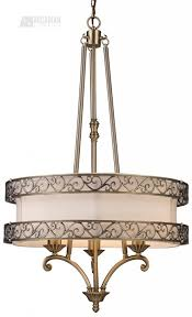 elk lighting abbington transitional chandelier