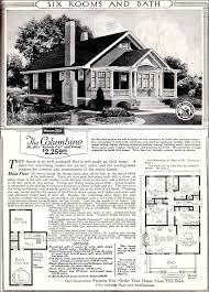 sears house plans columbine kit house sears catalog homes transitional colonial revival sears roebuck house plans 1920