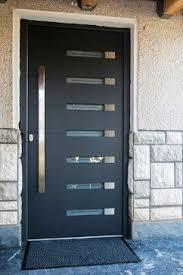 Modern Aluminum Front Entry Door   Modern   Front Doors   New York   Ville  Doors