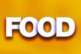 the word food. Perfect Food The Word  With Food