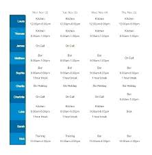 Custom Calendar Printing Template 4 X 3 Customizable Excel Creator