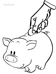 Saving Money Coloring Pages printable money coloring pages for kids cool2bkids on kindergarten money worksheets