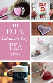 diy tea gift ideas