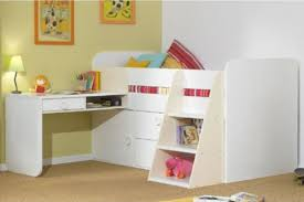 bedroom best 20 bunk bed with desk ideas on girls in with regard to loft beds with desk for girls