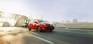 Redesigned 2015 Toyota Yaris Sub-Compact