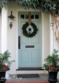 front door paint colors