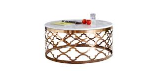 hamar round oval coffee table side table