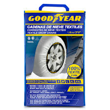 Goodyear Tire Size Chart Goodyear Textile Ultra Grip Snow Chains Size L