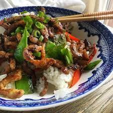 best crispy pork stir fry recipe how