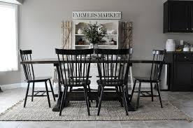4 jute rug in dining room jute rug