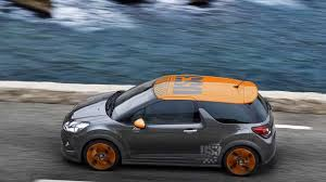 CITROEN DS3 Racing (2011) - YouTube