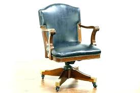 wood office chair wooden swivel office chair wood swivel desk chair old fashioned swivel office chair