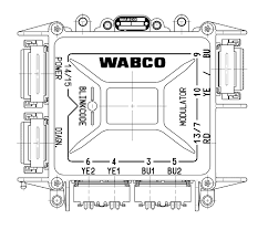 wabco vcs version ecu blink code lamp wabco vcs version ecu