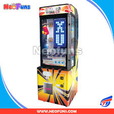 Stacker Vending Machine Unique Nfp48 Stacker Vending Game Machine For SalePile Up Stacker Prize