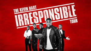 Kevin Hart Cleveland Seating Chart The Kevin Hart Irresponsible Tour Capital One Arena