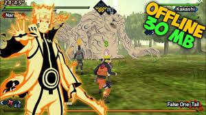 Seru Banget ! Cuma 30 MB Naruto Kizuna Drive Demo Di Android - PPSSPP -  YouTube