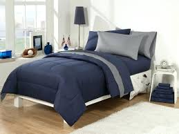 royal blue sheets bed sheet plain navy comforter and white