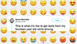 Emoji Texts This Video Of A Voice Assistant Reading Emoji Out Loud Is