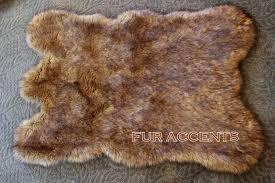 Faux Bearskin Rug Rugs White Furry Rug Walmart Faux Bear Skin Rug Large Faux