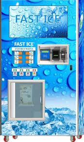 Ice Vending Machines Australia Beauteous Australian Ice Vending FAST ICE In Castle Hill Sydney NSW