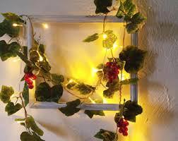 Superior String Lights Vine Leaves Fairy Lights Wedding Decoration Led Garland Lights  Holiday Lights Bedroom Decor Flowers