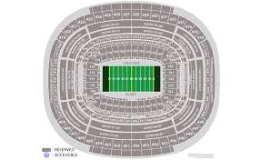Fedexfield Seat View Cowboys Stadium Seating Chart With Seat