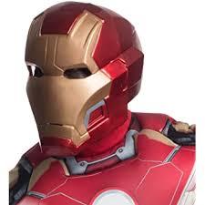 Free printable iron man mask templates. Amazon Com Rubie S Men S Avengers 2 Age Of Ultron Mark 43 Iron Man Mask Onesize Clothing