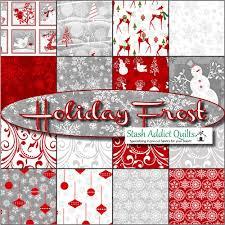 Frost Fat Quarter Bundle & Holiday Frost Fat Quarter Bundle Adamdwight.com