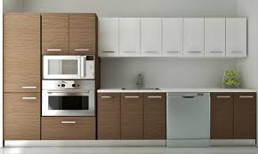 contemporary kitchen wall cabinets