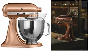 where to nigella lawson s copper kitchenaid stand mixer kitchenaid artisan mixer