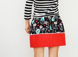 Skirt Patterns Classy So Flippin Cute Reversible Skirt Pattern 48 Mo 4848 Years Tie